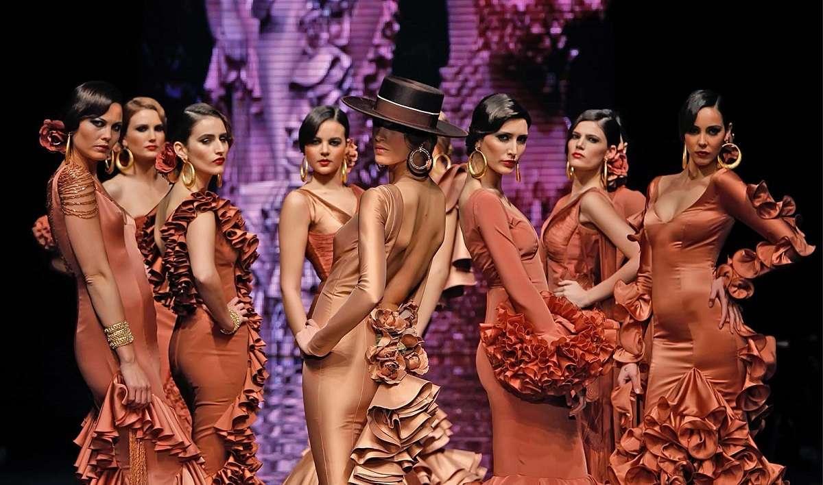 SIMOF 2015 Salón Internacional de Moda Flamenca