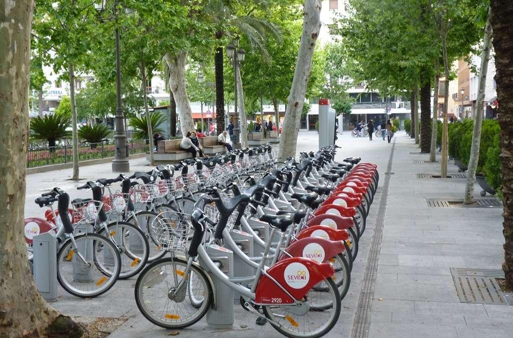Sevilla, capital del ciclismo para 'The Guardian'