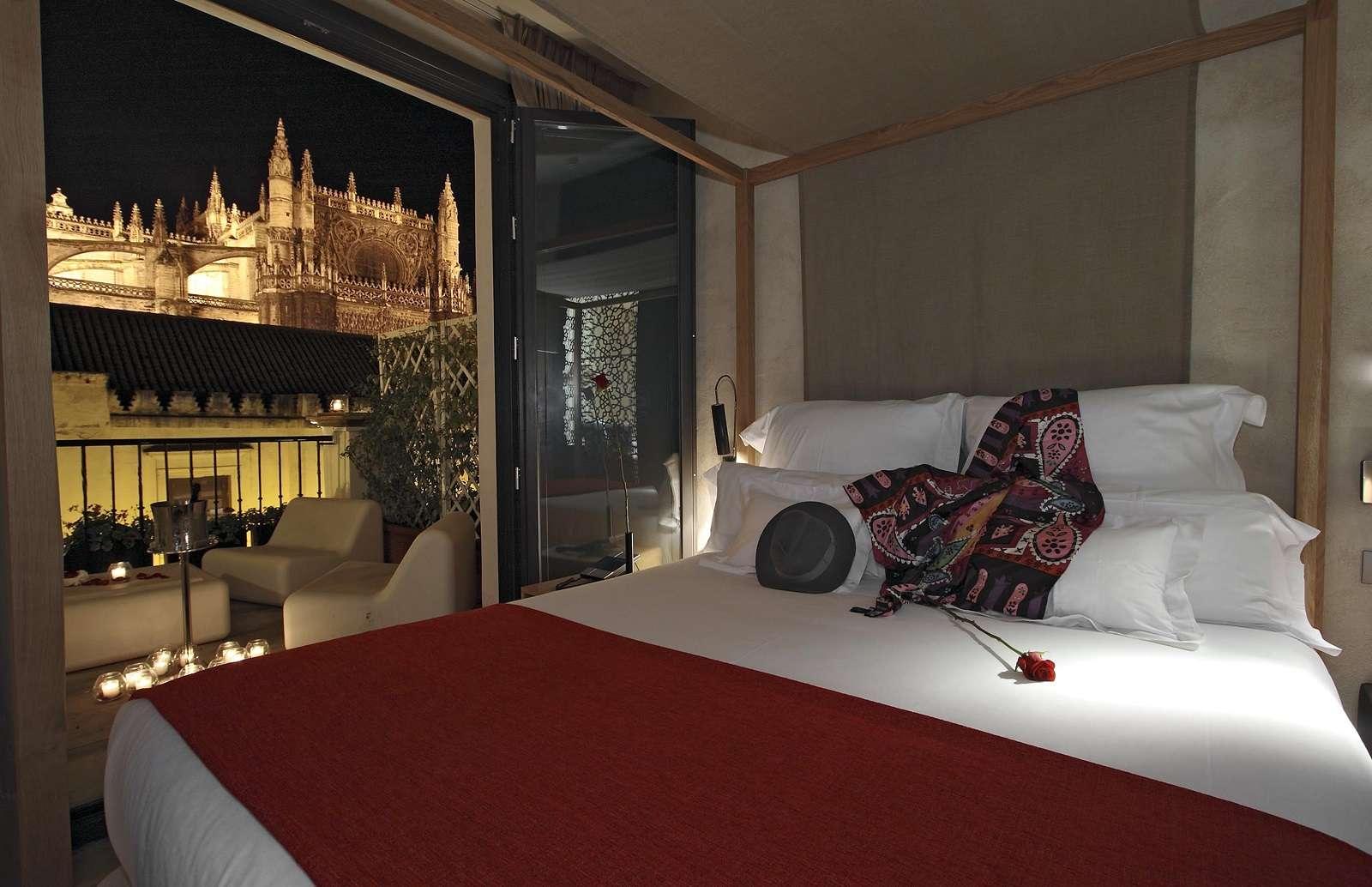 Eme catedral hotel disfruta sevilla - Spa eme sevilla ...