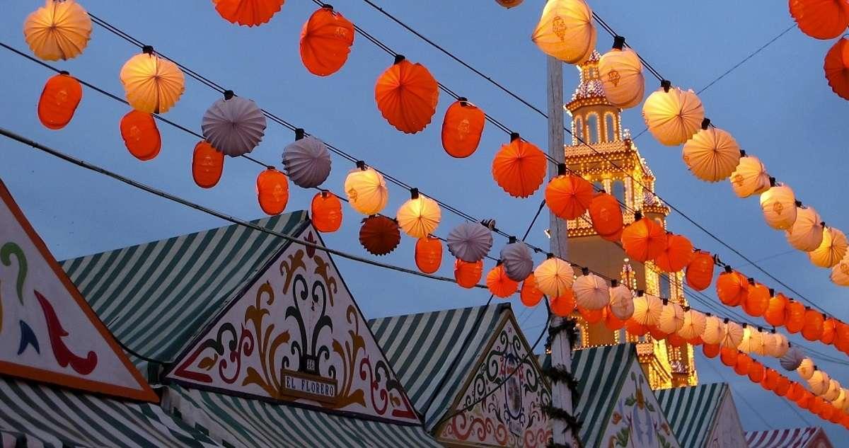 Feria de Abril de Sevilla 2015 (1)