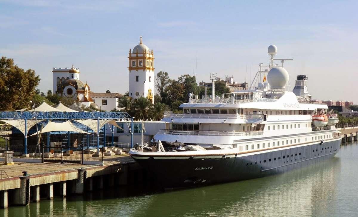 Cruceros en Sevilla