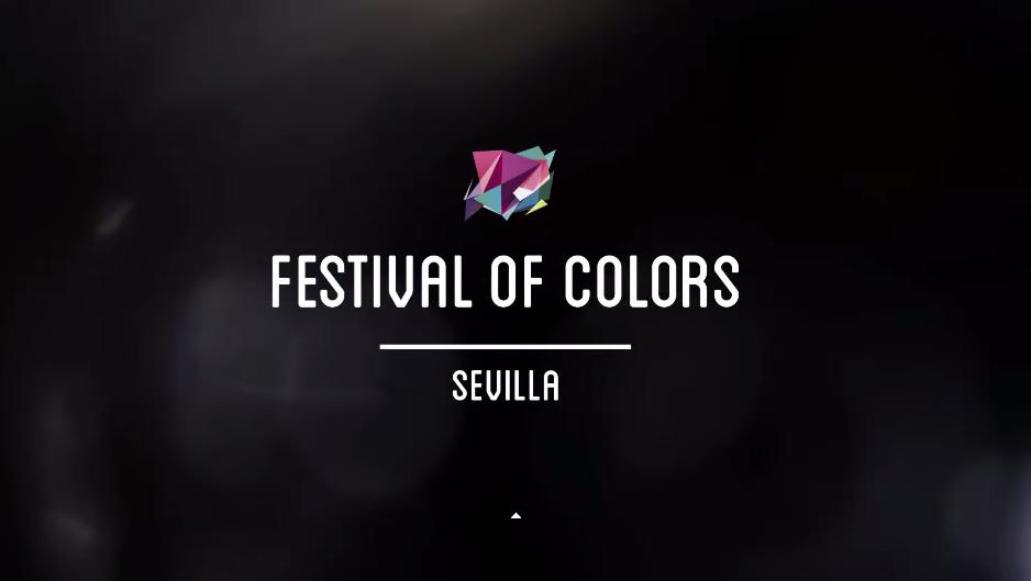 Festival of Colors Sevilla