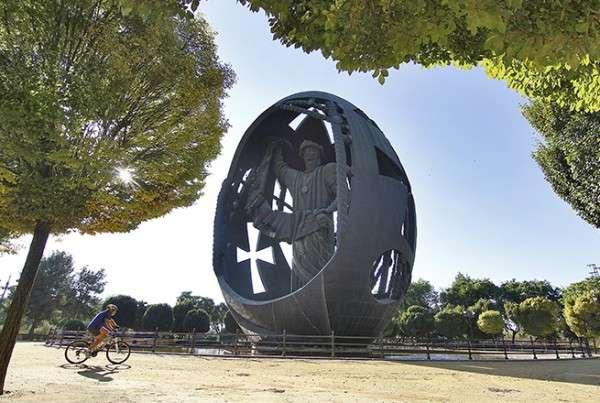 Estatua más grande de España