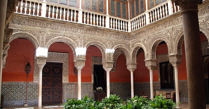 Casa Salinas de Sevilla