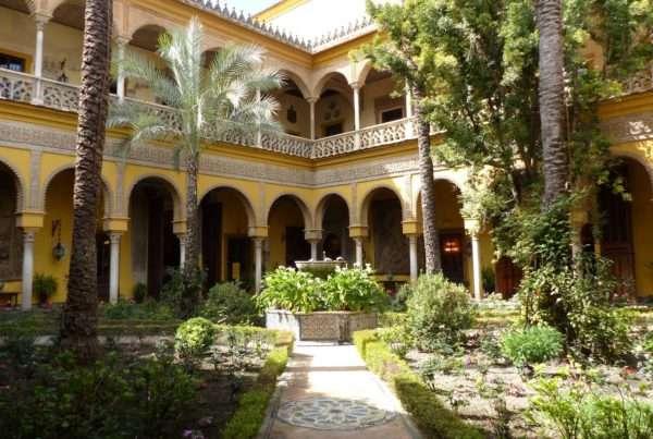 Casa de las Dueñas en Sevilla