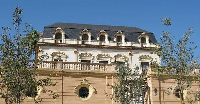 Casa de las Sirenas de Sevilla