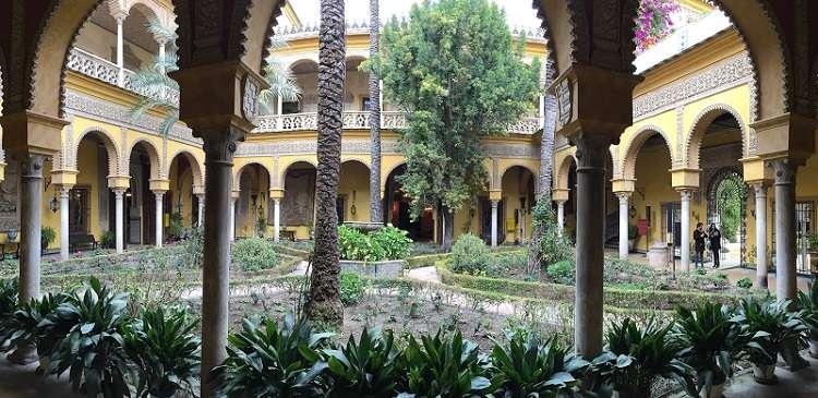 Casas Palacio en Sevilla