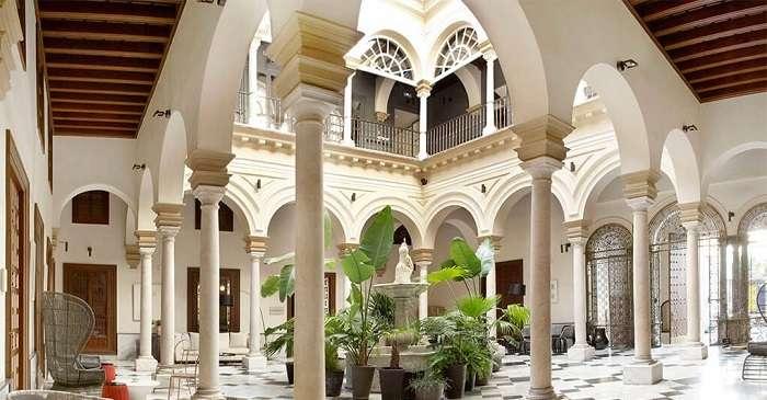 Palacio de Villapanés de Sevilla