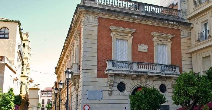Palacio de Yanduri de Sevilla