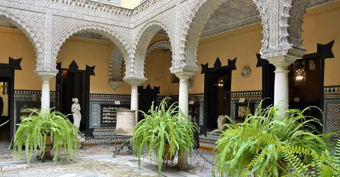 Palacio de la Condesa de Lebrija en Sevilla