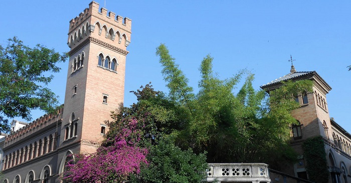 Palacio del marqués de la Motilla de Sevilla